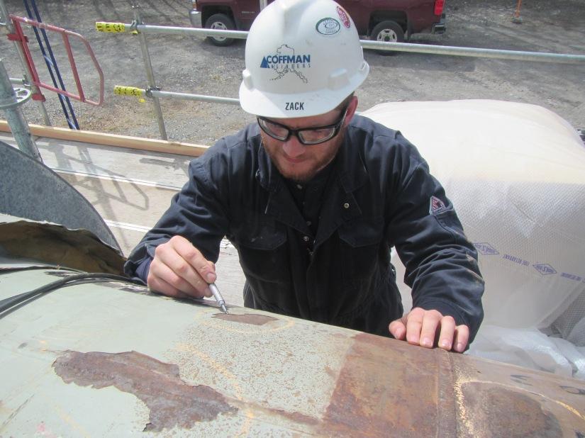 Zack Wright Corrosion