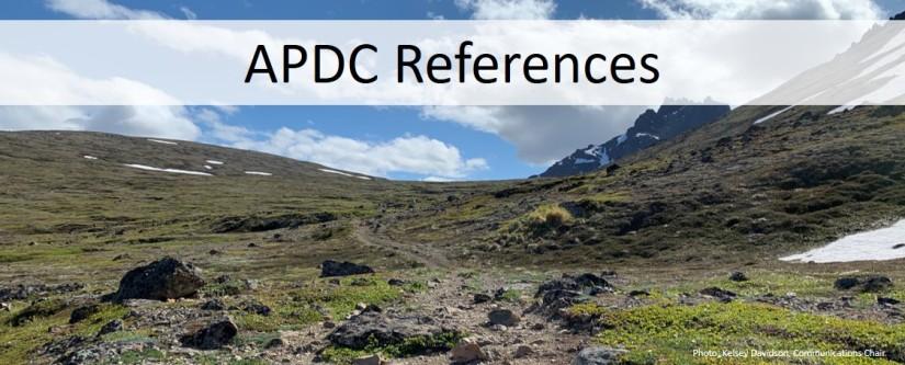 APDC_References